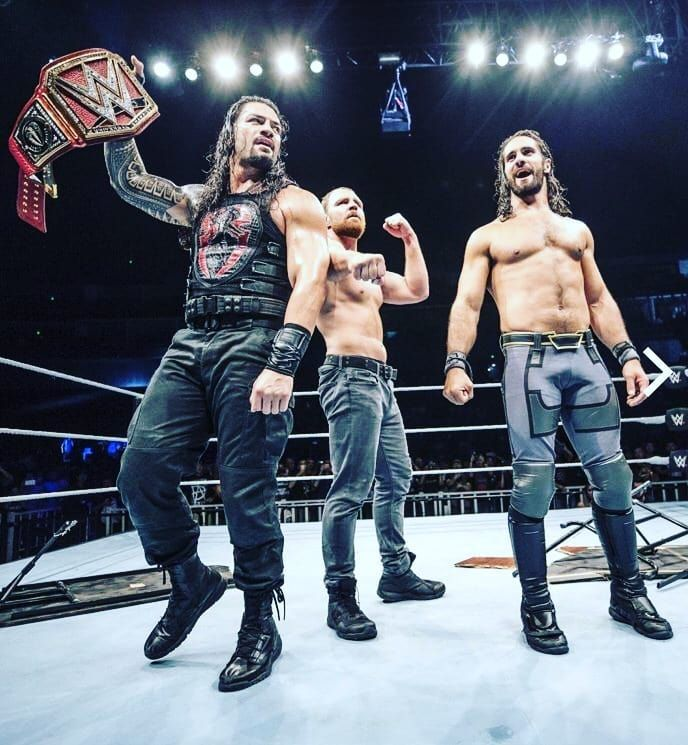 Follow Bodybuilding 8827for More High Quality Content On Becoming A Successful Millionaire And Building The Minds The Shield Wwe Roman Empire Wwe Roman Reigns