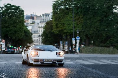 carpr0n:  Starring: Lamborghini Countach by Guillaume Ettori