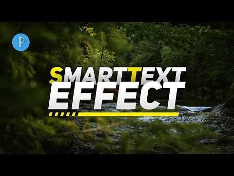 2 Smart Text Effect in PixelLab | Sliced & Overlapping Effect | Ajay Kaja TV Thumbnail