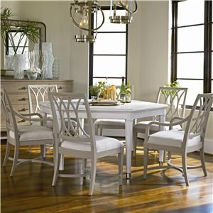 Superior Stanley Furniture Coastal Living Resort Formal Dining Room Group