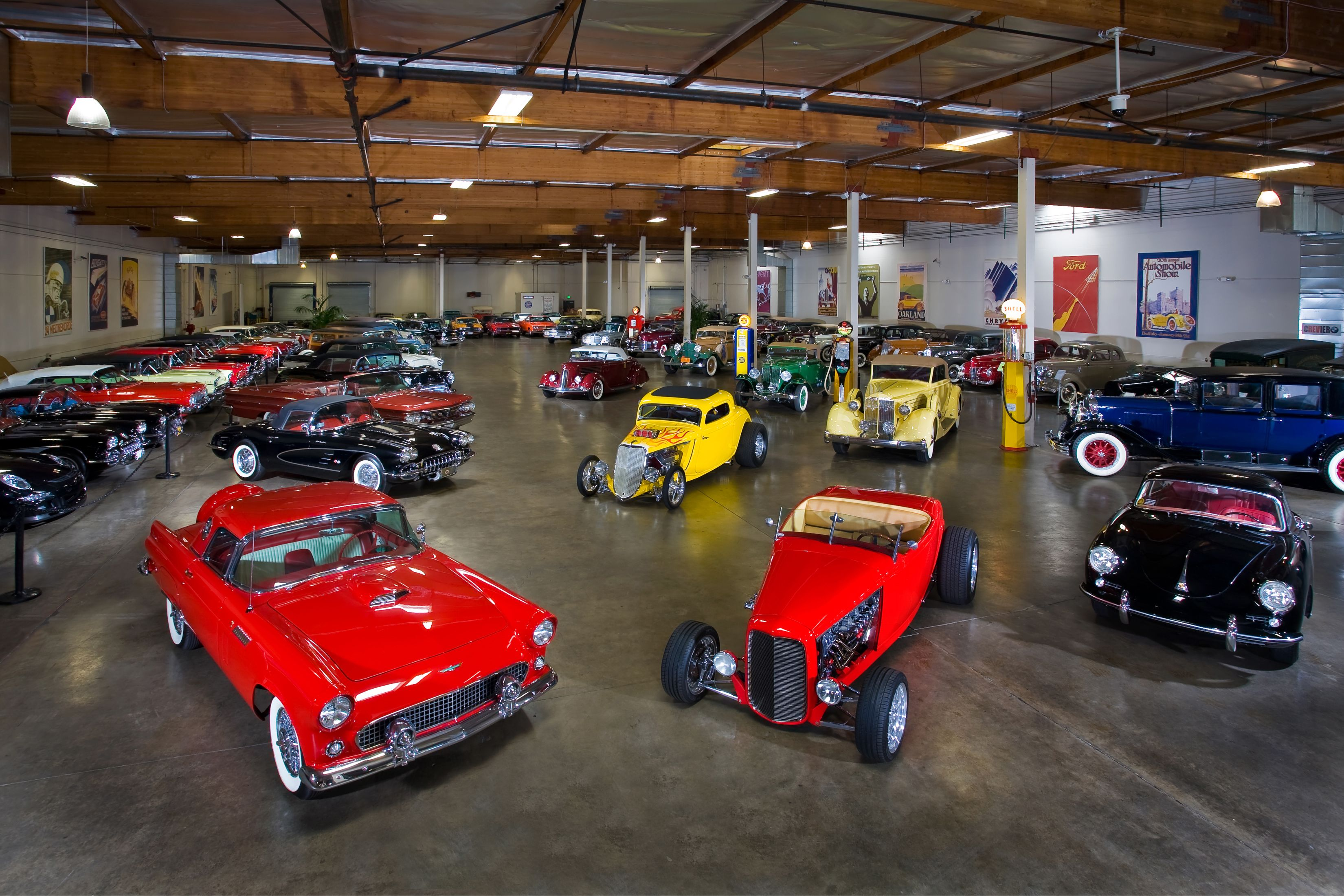 The Garage Toy Car Classic Cars Car Lover