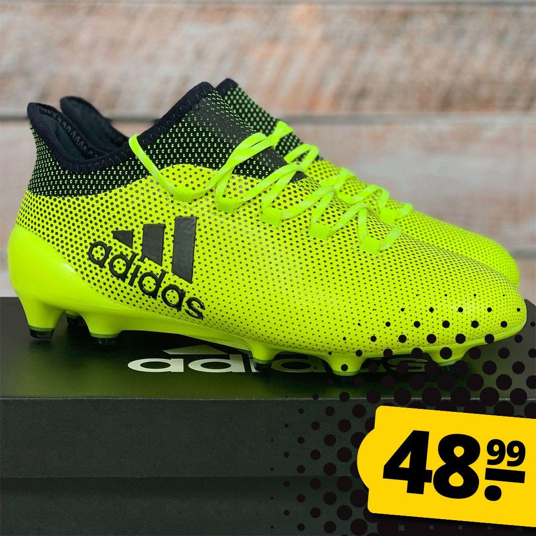 NEU adidas TechFit X 17.1 FG Herren Fußballschuhe S82286