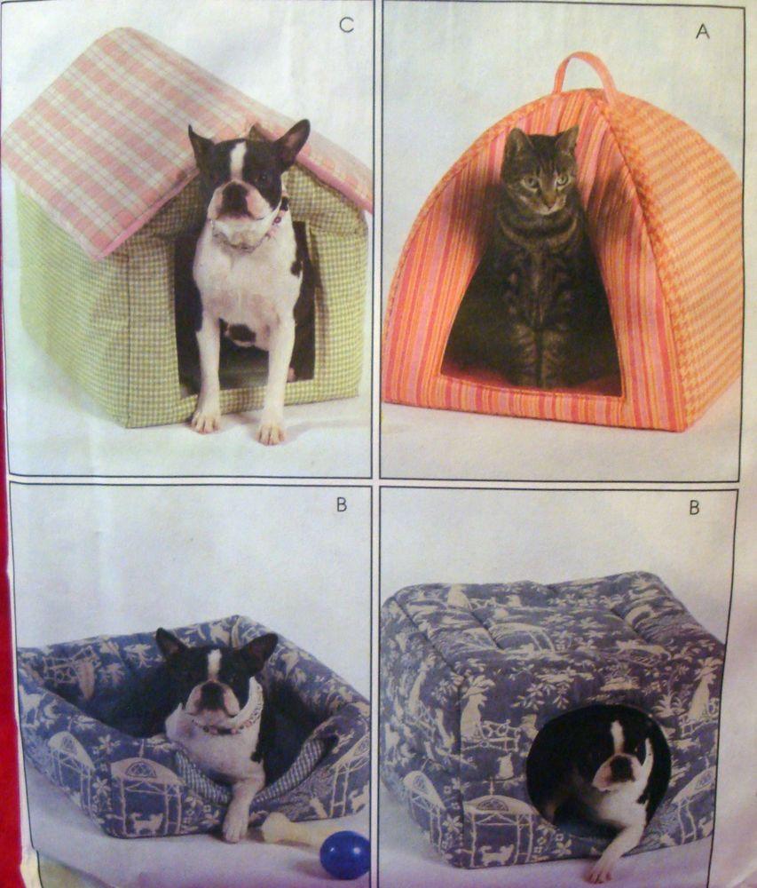 Mccalls 5149 pet dog cat beds tent house cube sewing pattern pet mccalls 5149 pet dog cat beds tent house cube sewing pattern jeuxipadfo Gallery