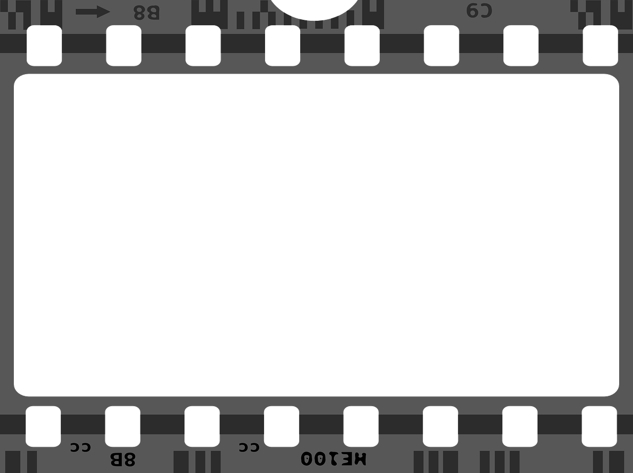 Free Image On Pixabay Movie Cinema Negative Frame Camera Clip Art Film Strip Clip Art