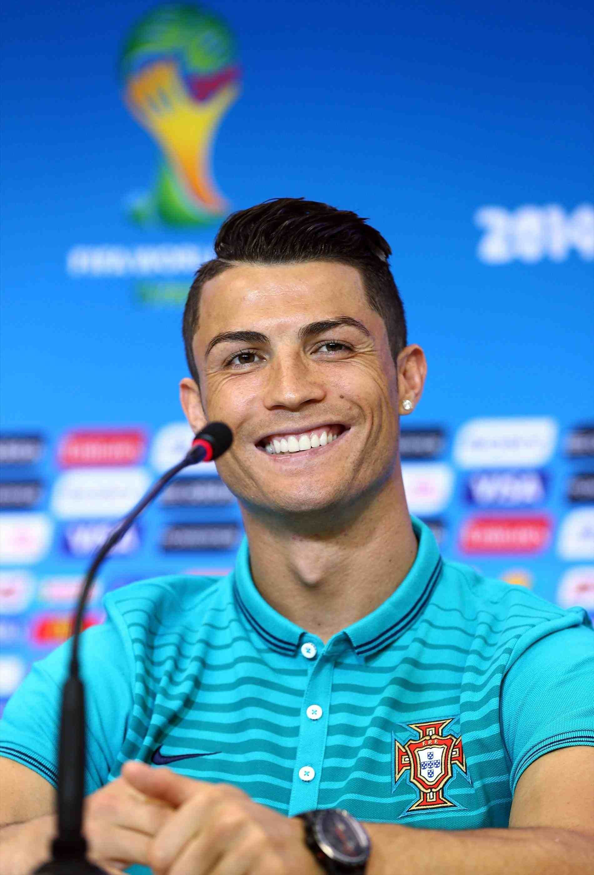 Ronaldo hairstyle march hair stylist and models pinterest