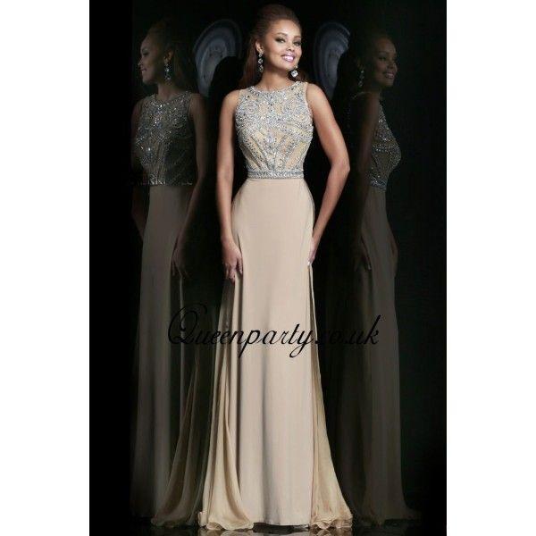 Long beaded dresses online
