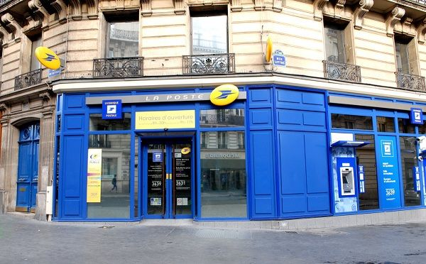 2012 vue ext rieure du bureau de poste paris littr 6e arrondissement photo patrice lecourt - Bureau de poste paris 9eme ...