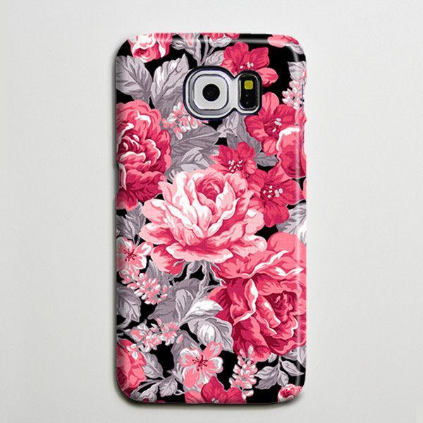 Floral Red Roses Flowers Galaxy s6 Edge Plus Case Galaxy s6 s5 Case Samsung  Galaxy Note