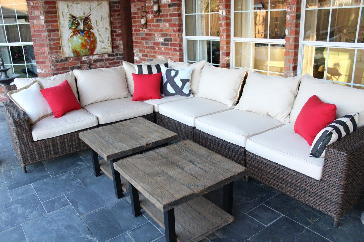 REVIEW Pottery Barn Torrey AllWeather Wicker Sectional
