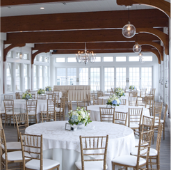 Small Wedding In The Sunset Grille Brookside Club Bourne Ma Real Weddings Pinterest