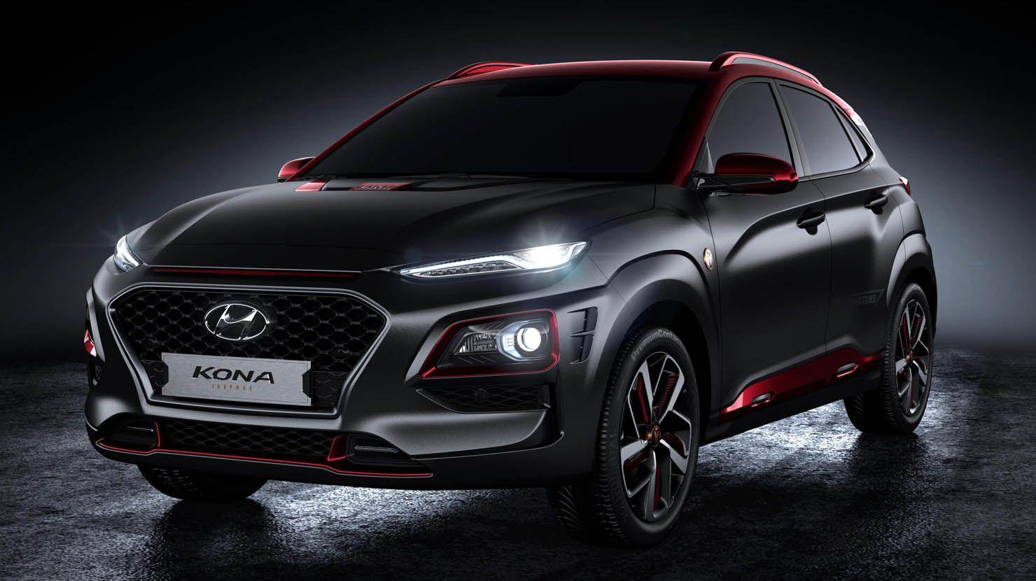 هيونداي كونا نسخة آيرون مان الخاصة موقع ويلز Iron Man Hyundai Kona Hyundai