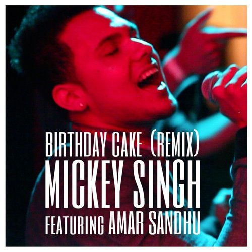 Excellent Birthday Cake Amar Sandhu With Images Mickey Singh Chris Personalised Birthday Cards Veneteletsinfo