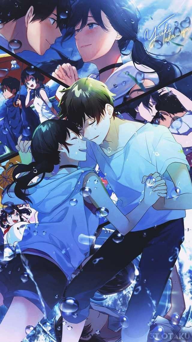 Epingle Par Citharistae Sur Your Name En 2020 Kawaii Anime Manga