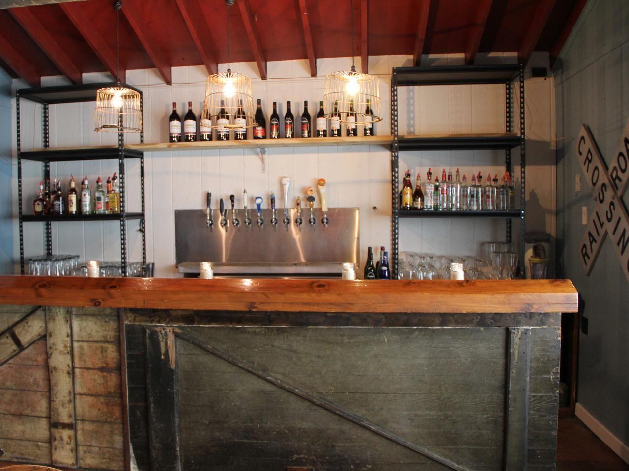 Home Bar Ideas: 89 Design Options | Hgtv, Kitchen design and Bar