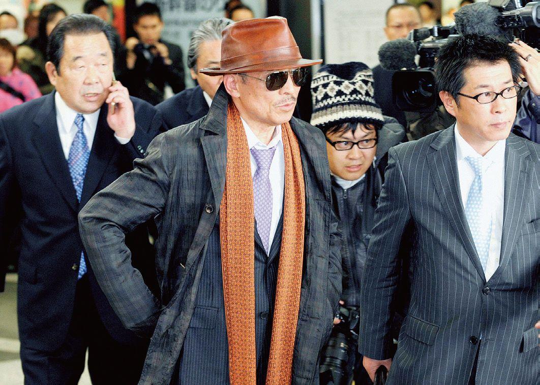 Famous Yakuza Leaders