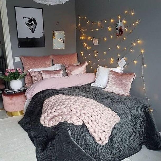 Pin On Kamar Cewek Luxury teenage girls room kamar