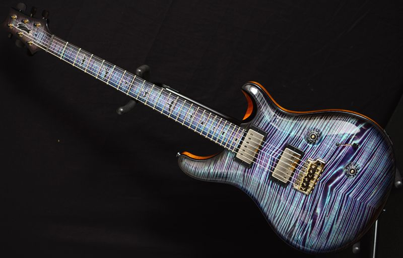 Paul Reed Smith Private Stock Custom 24 McCarty Thickness Northern Lights