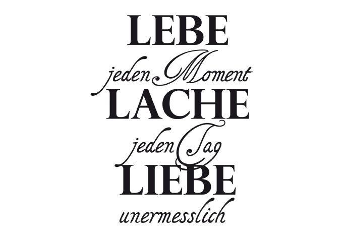 Lebe_Lache_Liebe | Sprüche, Gedanken, Weisheiten ...