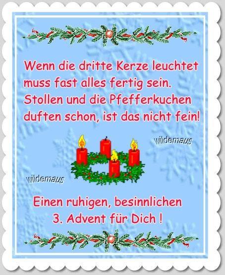 3 Advent Spruch Lustig Advent Advent Spruche Weihnachtspinnwand