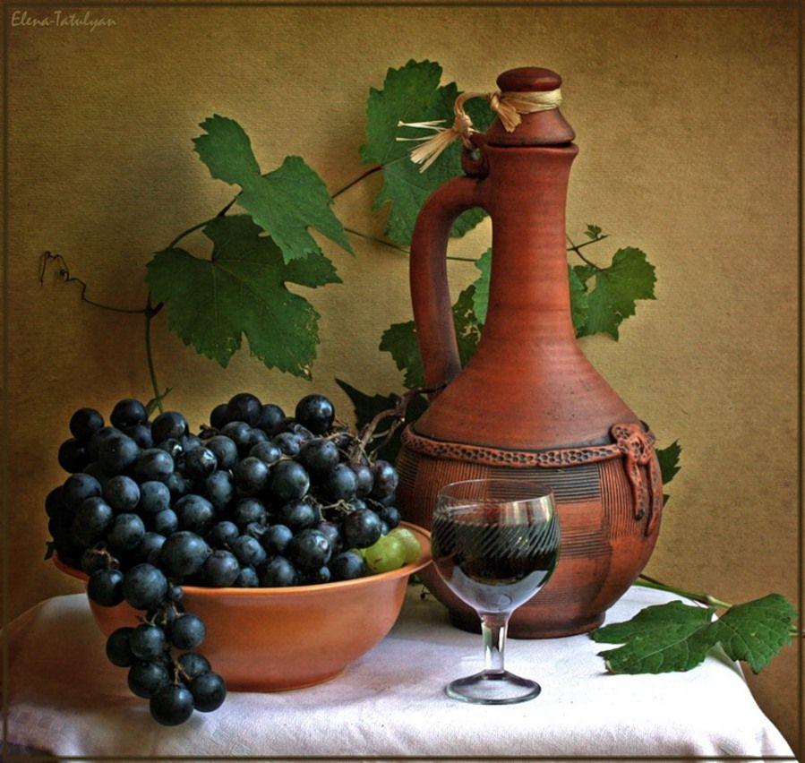 Красивые фото натюрморты с вином и бокалами | Натюрморт ...