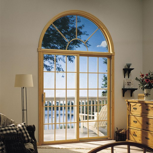 Hot Selling Doors Windows With Curve Design Sliding French Doors French Doors French Doors Exterior