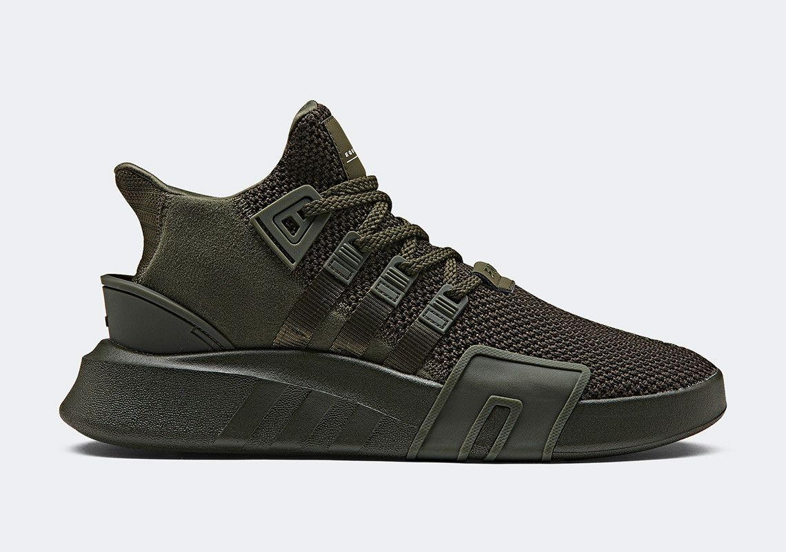The Adidas EQT Basketball ADV Returns In A New Colorway