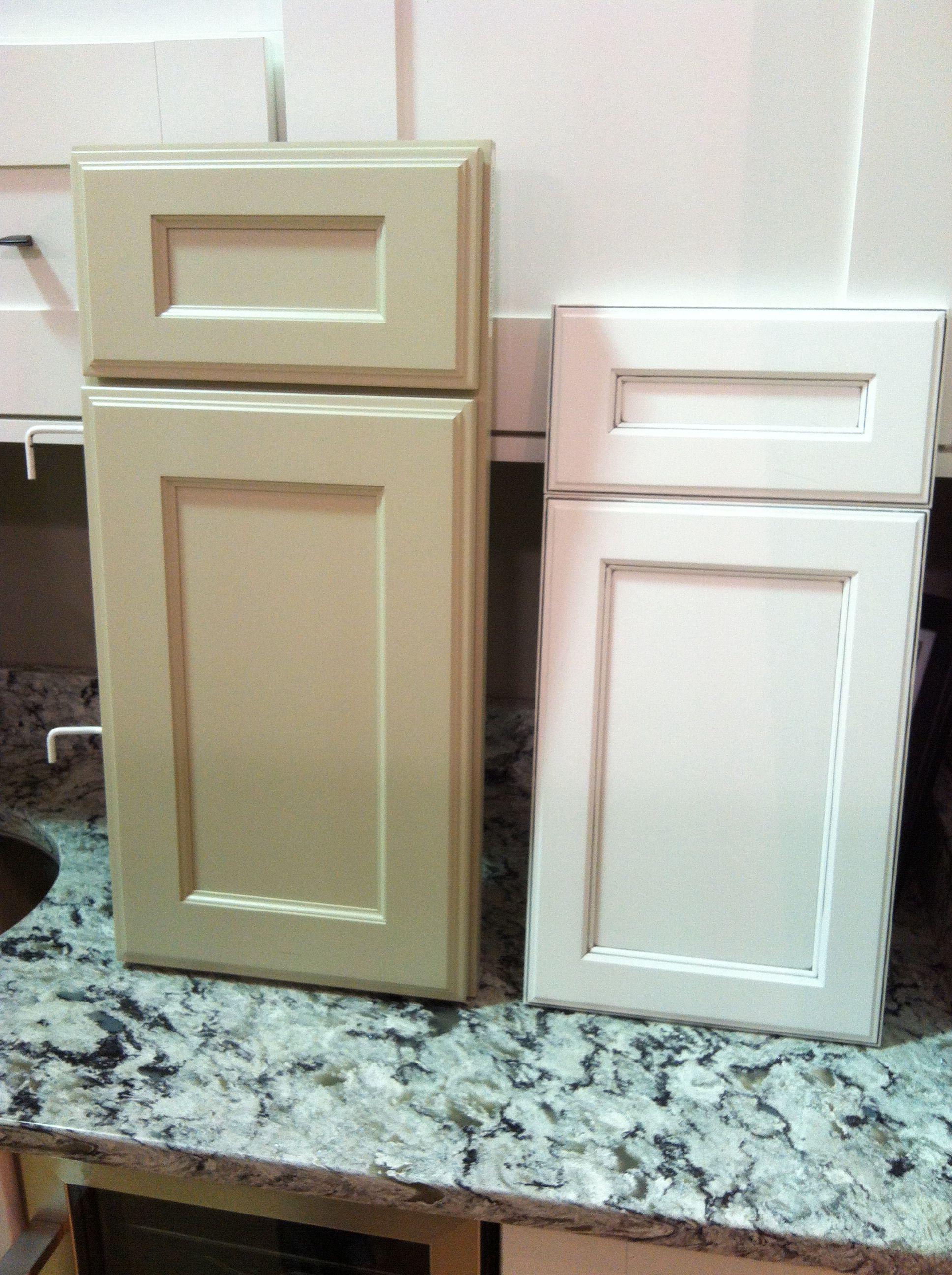 Renner 5 Omega Vs Showcase Breckinridge Cabinets