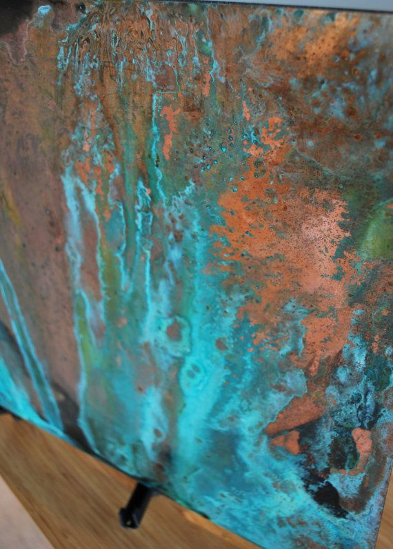 Like This For Wall Paint Copper Wall Copper Patina Copper Work