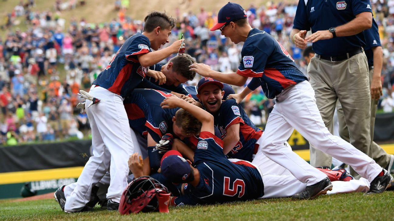 New York wins first LLWS title for U.S. since '11 Little