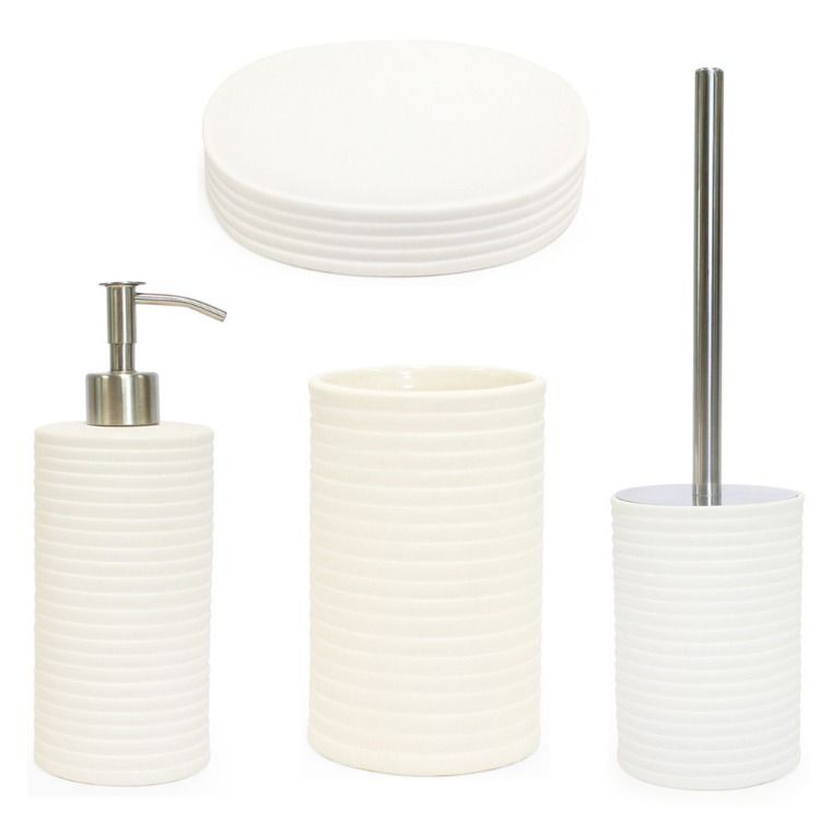 Grace Bathroom Accessories By Eden With Images Bathroom