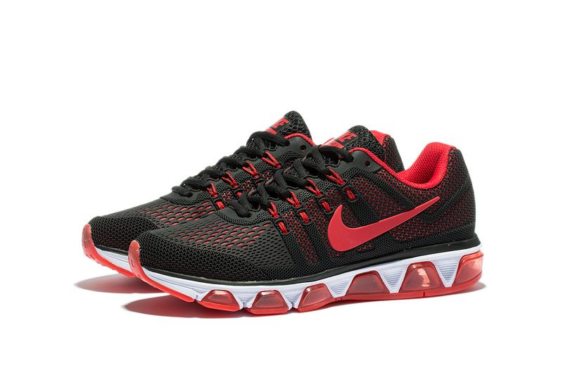 aa62d93a0521 Feb Shoes 2017 Nike-Air-Max-Tailwind-8-KPU-PRM-Black-Gym-Red ...
