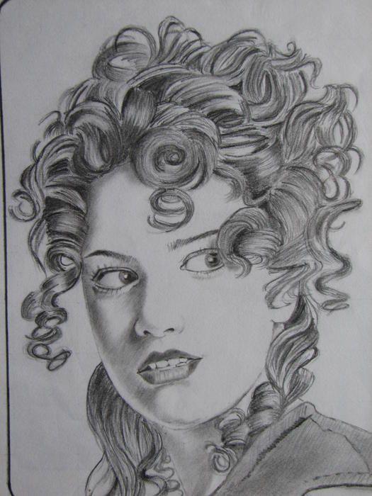 curly-hair-girl-mayur-jadhav.jpg (525×700)
