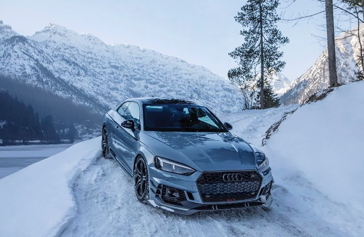 The New Rs5 R In The Alps Audi Rs5 Rs Traumauto Autos Motorrad