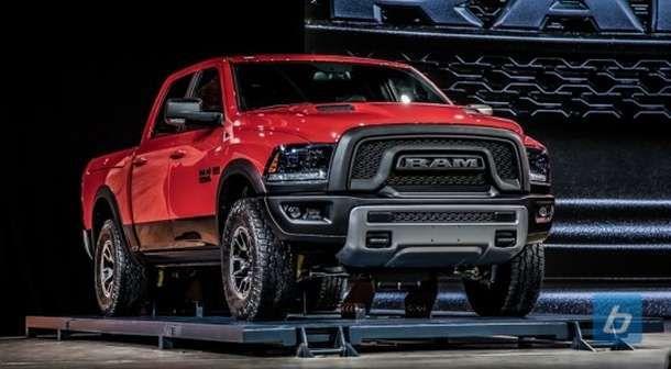 2016 dodge ram rebel front view httpgmotorscarscom2016 - Dodge Truck 2016