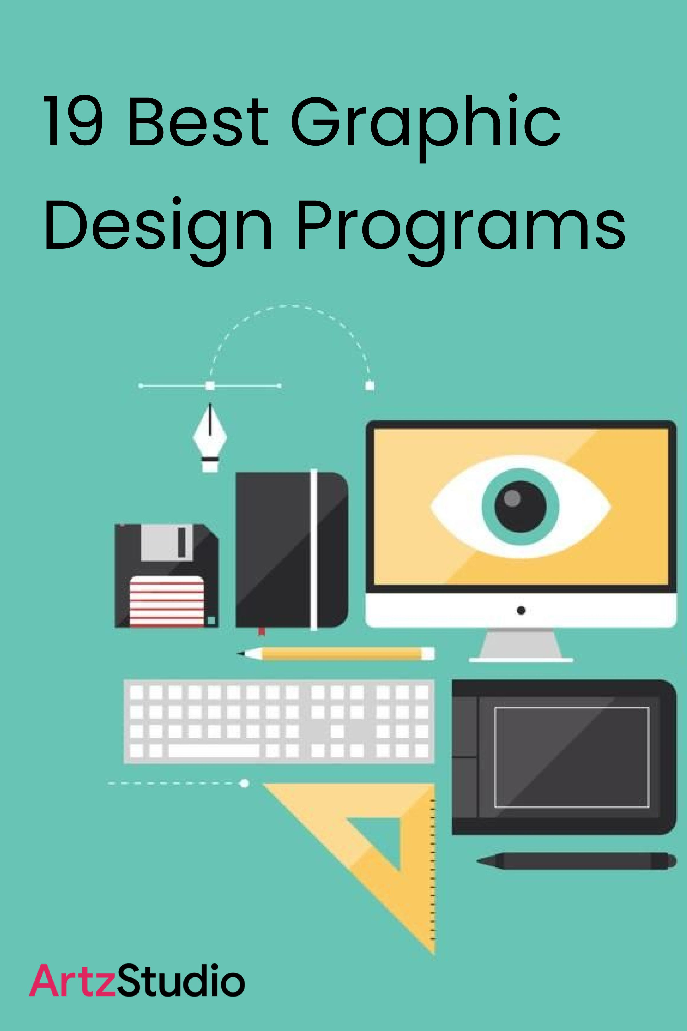19 Best Graphic Design Programs Free, Paid, Online And