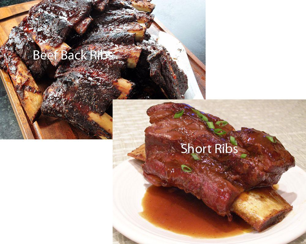 Pin On Beef Back Ribs Vs Short Ribs