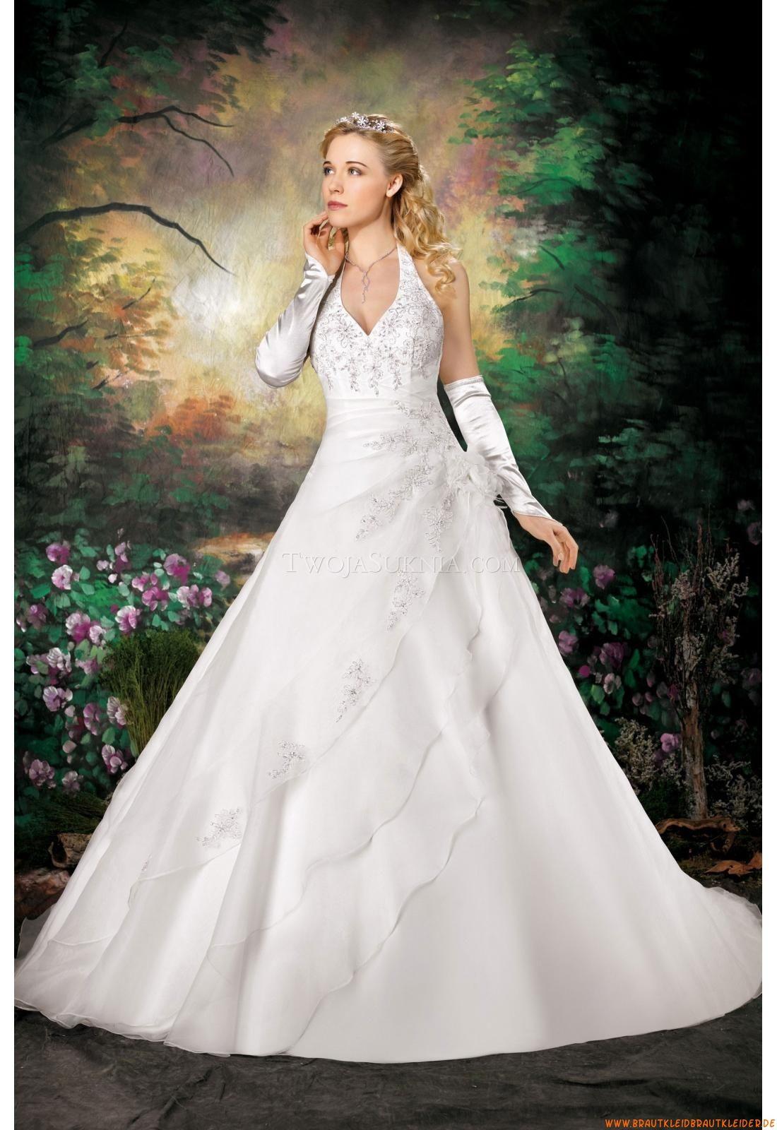 Sarah burton wedding dress  Romantisch Brautkleider  für Prinzessin aus Organza mit