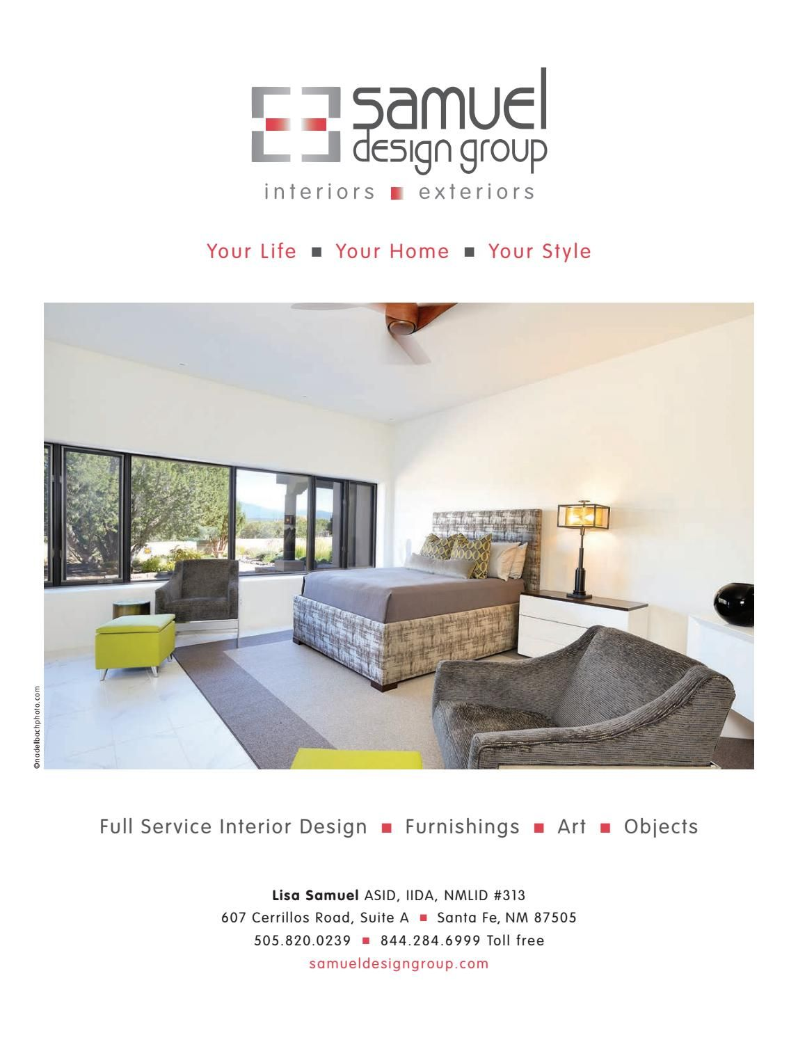 Fine Samuel Design Group Your Life Your Home Your Style Fine Largest Home Design Picture Inspirations Pitcheantrous