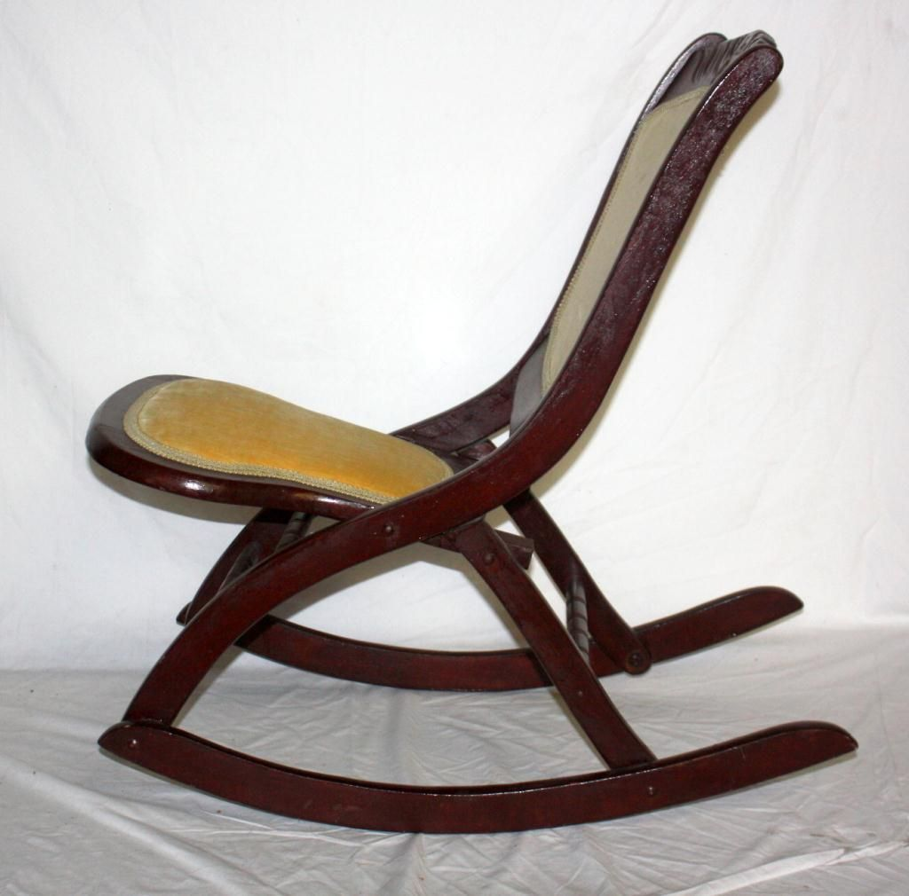 Antique Rocking Chair Had one! Nursing rocker ! - Antique Rocking Chair Had One! Nursing Rocker ! A Few Of My