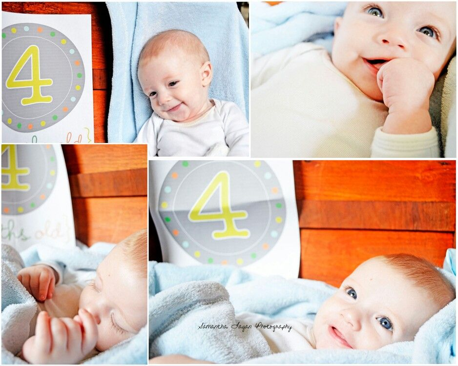 Baby Boy Photography 4 Months Old Baby Boy Photography Monthly Baby Pictures Boy Photography