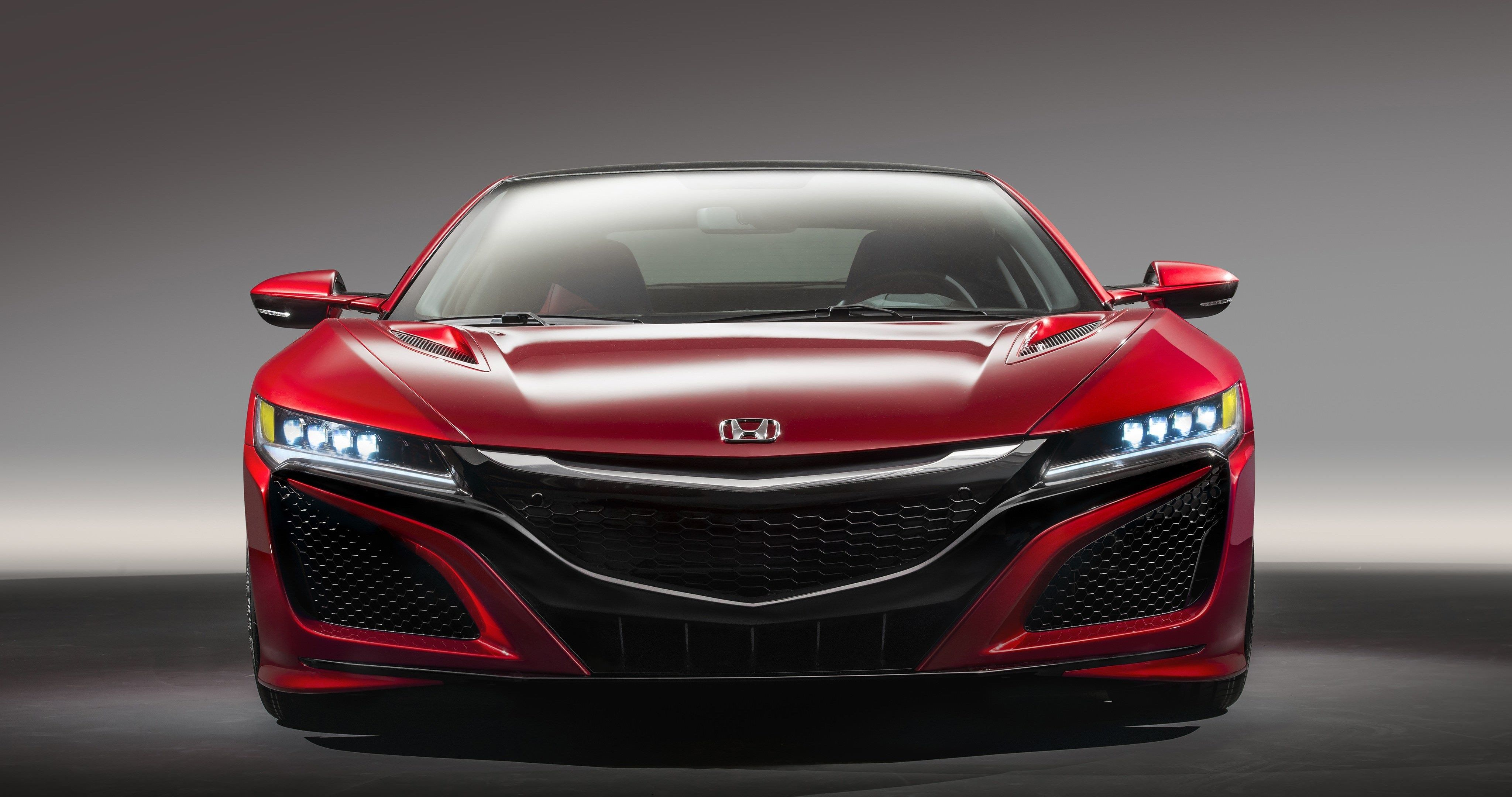 Perfect Honda Nsx 2015