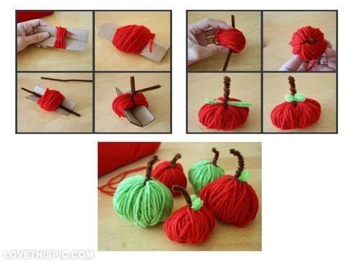 Diy yarn fruit decor decoration diy craft handmade diy ideas diy diy yarn fruit decor decoration diy craft handmade diy ideas diy crafts do it yourself easy solutioingenieria Image collections