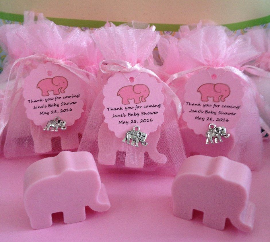 30 Mini Elephant Baby Shower/Party Favors 2 by DesignsbyMJAnderson ...