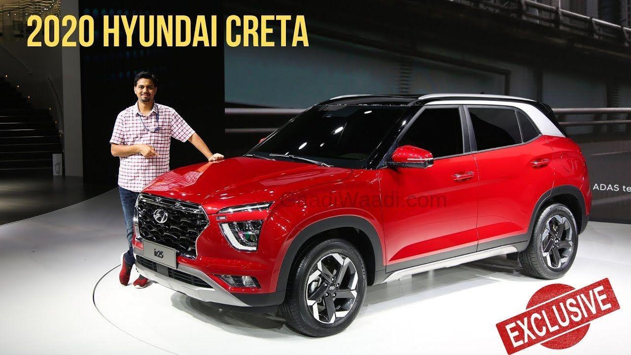 Hyundai Creta 2020 Model Concept For Hyundai Creta 2020 Model Interior Di 2020