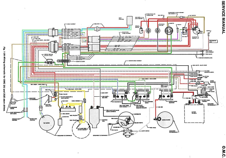 40 Hp Johnson Wiring Diagram