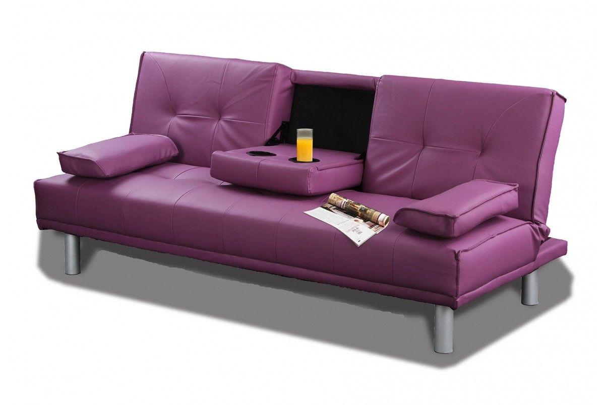 Modern Cheap Black Red Brown White Green Blue Orange Purple Sofa Bed Leather Sofa Bed Purple Leather Sofas Sofa Bed Purple