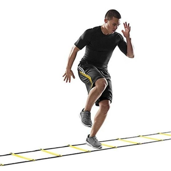 Fitness Ladder Best Agility Ladder Training Ladder Olahraga