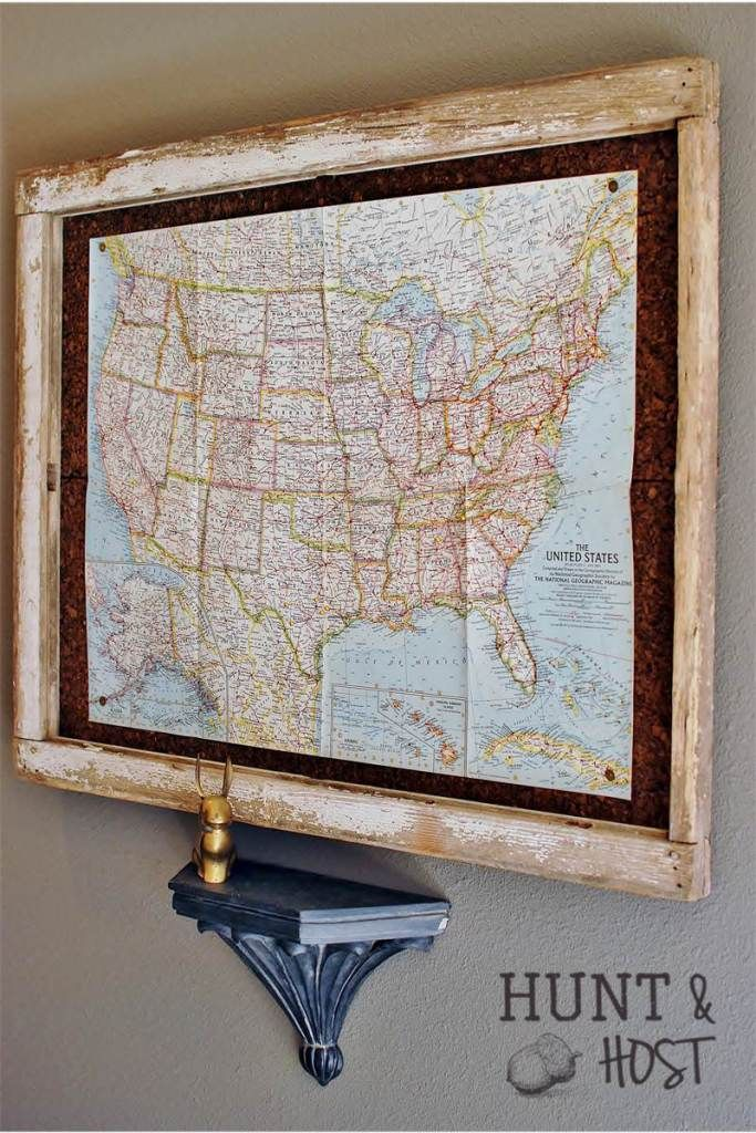 Maps Where In The World Is Daddy Framed Maps Travel Decor Diy Display Frames