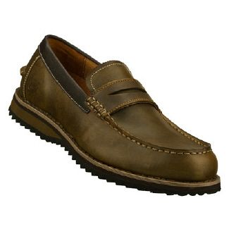 Dark brown · Skechers Men's Ridge-Strada at Famous Footwear