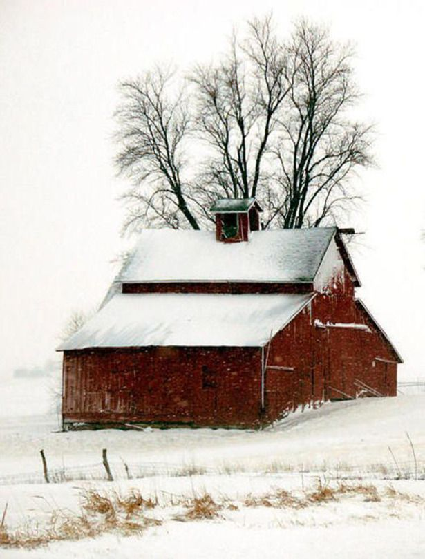 Secrets of the Seasons | Barn pictures, Barn, Red barns